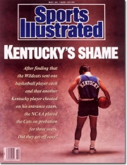 The Greatest SI cover in history